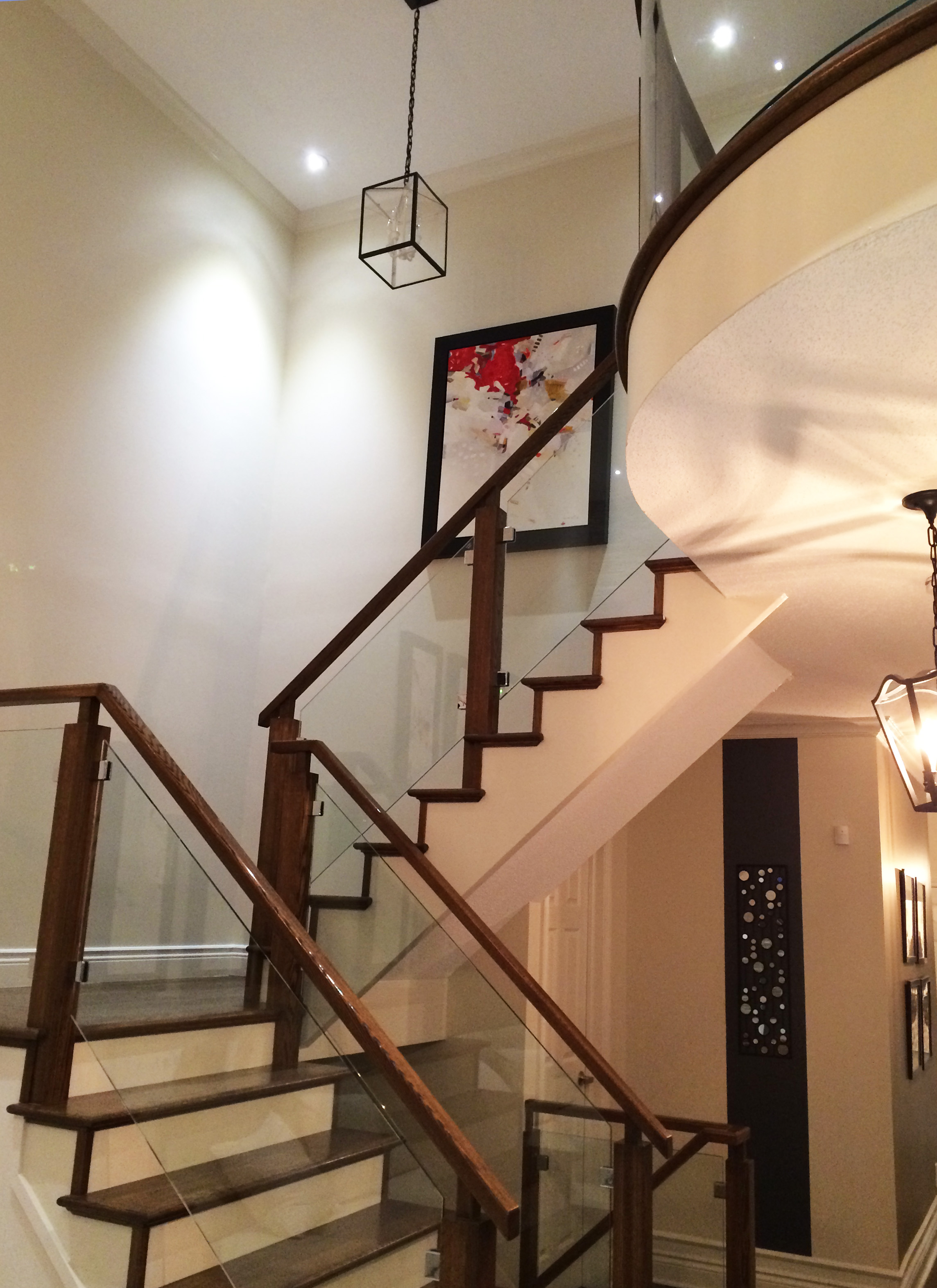 Residential Home Design - Staircase