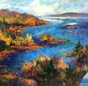 View from Tadoussac