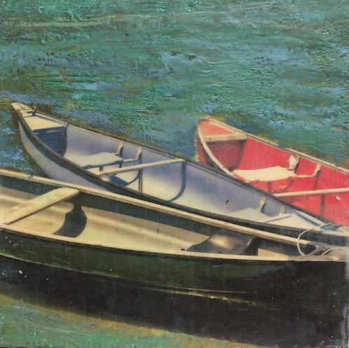 Three Canoes