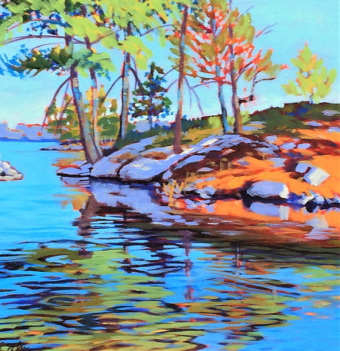 Buck Lake 19-63