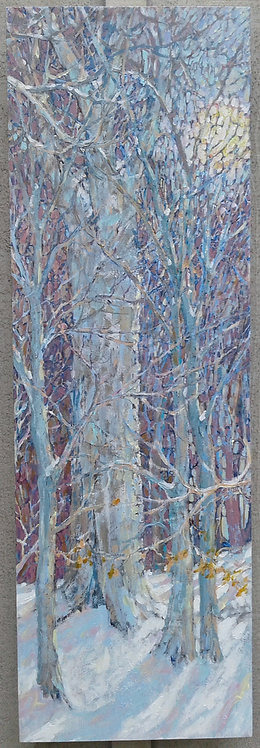 Winter Maples I