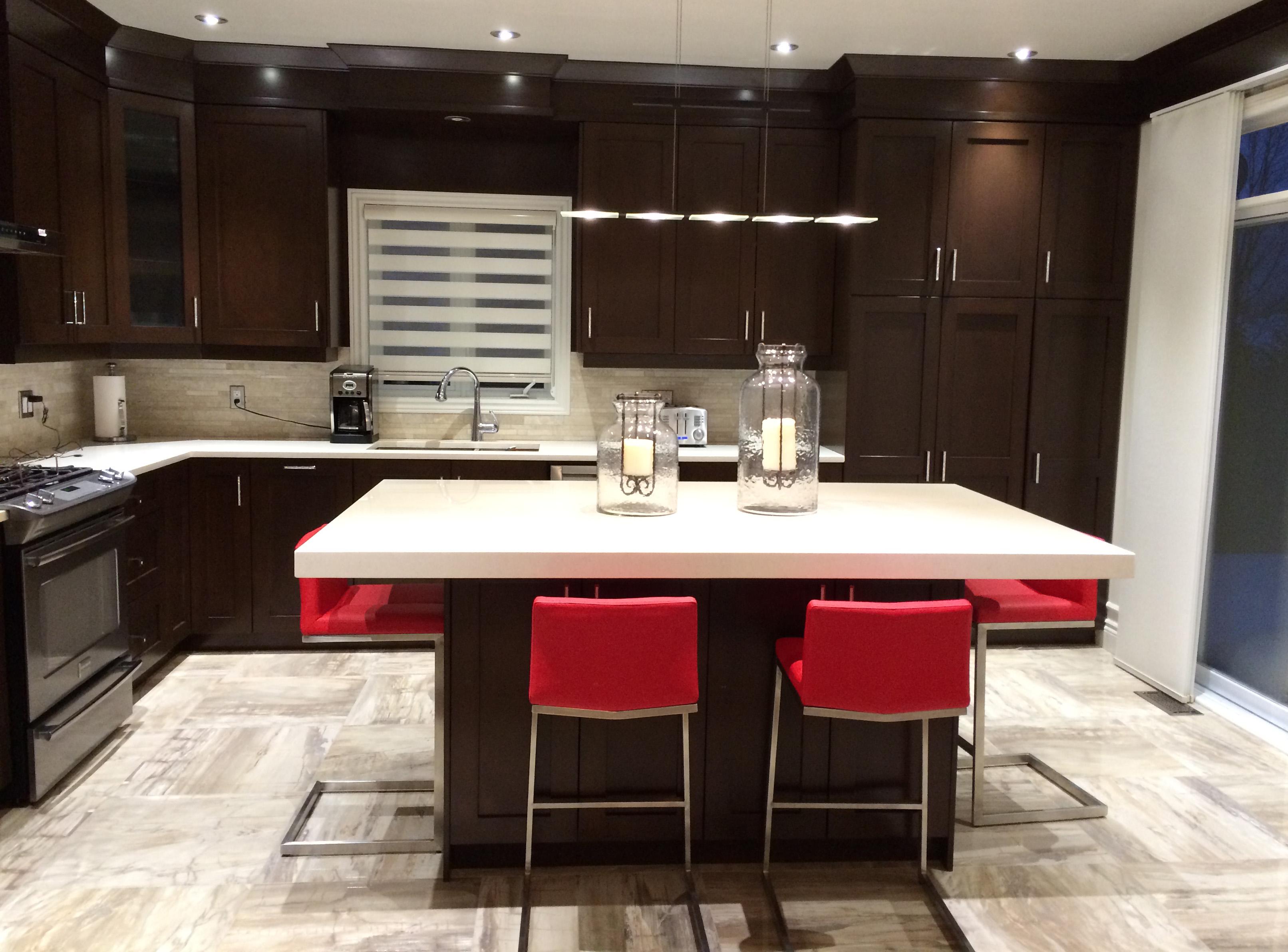 Modern Kitchen Home Decor
