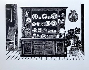The Old Vicarage Dresser