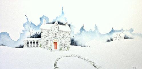Clyde Hall Lanark (24x12)
