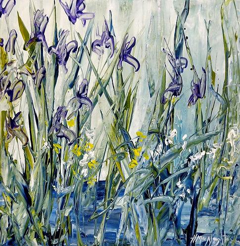 Wild Irises (1820)