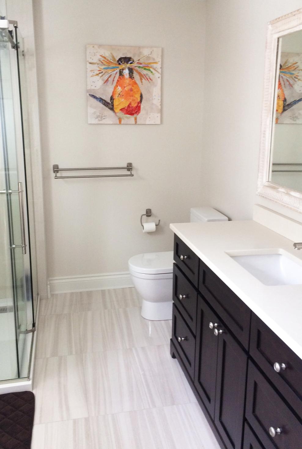 Bathroom home decor