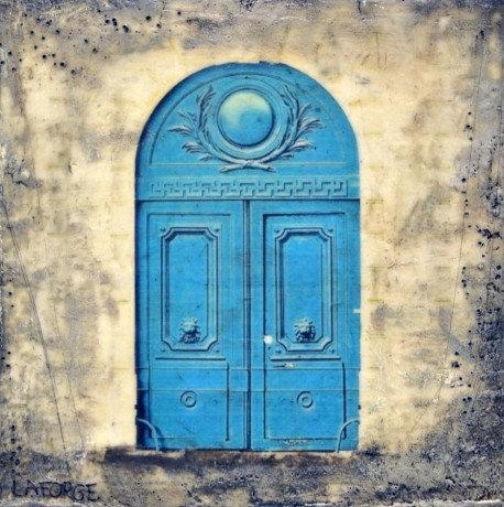 Portals of Paris, Turquoise