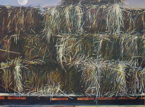 The Last Hay Wagon