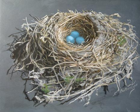 "Robin's Nest, 8x10"""