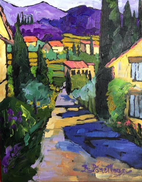 Provence en Plein Air, Col. 2