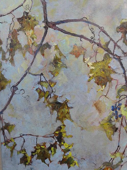 Autumn Vine I