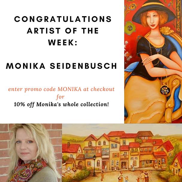 Artist of the Week Monika Seidenbusch.png