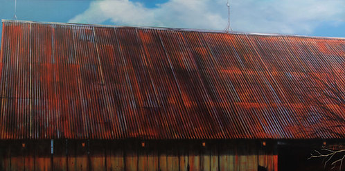 Quilted Corrugation - 24¨ x 48¨