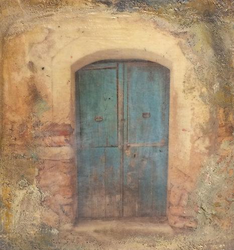 Ancient Doors of Greece II