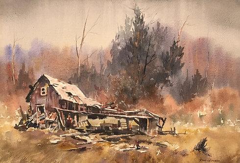 Old Barn Arden, 1982