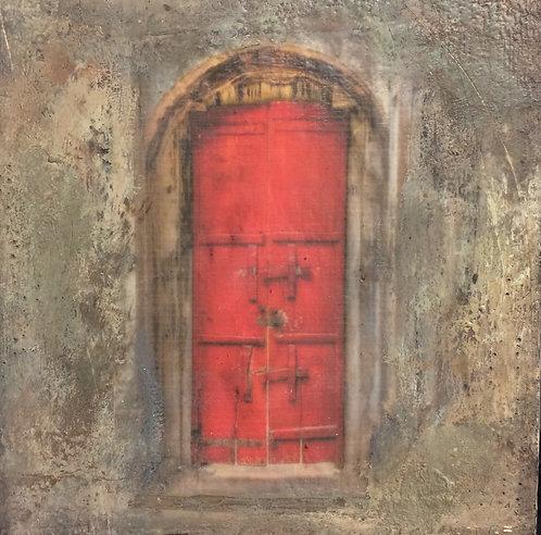 Ancient Doors of Greece IV
