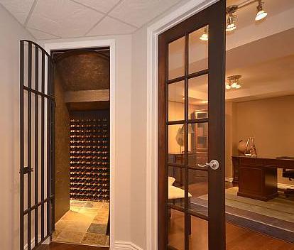 Wine Cellar - Doorway