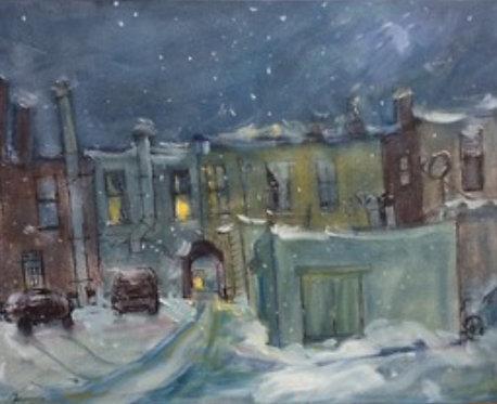 Let it Snow - Village of Perth