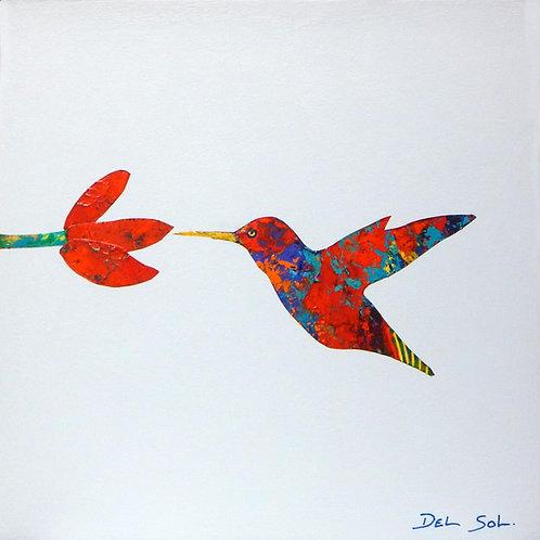 """FUNKY BIRDS XX: HOVERING AROUND"""