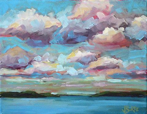 Rideau Lakes Clouds
