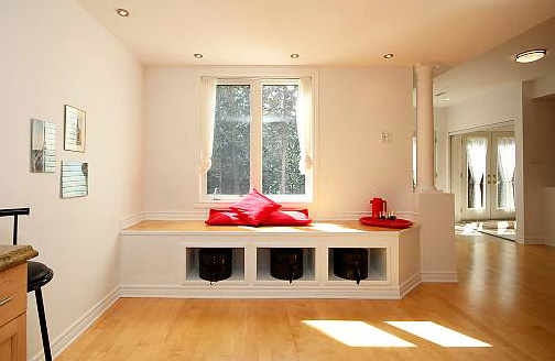Residential Home Design - Bench