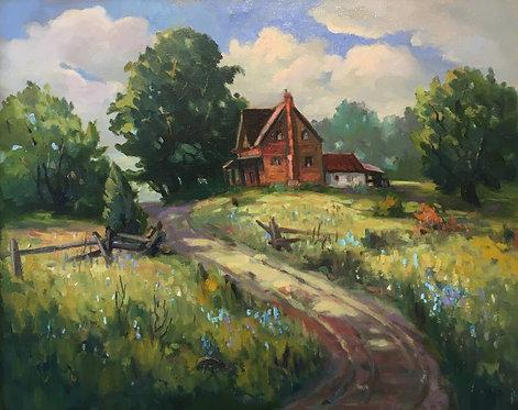 The Wilson Farm, 1993