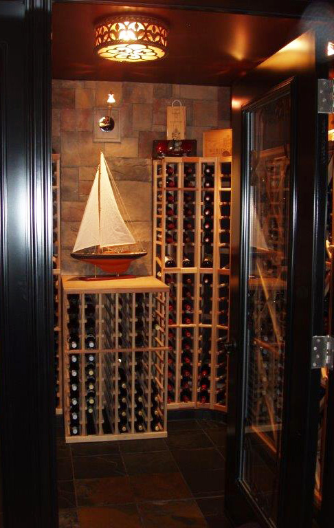 Wine Cellar - Interior