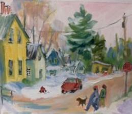 Back Lanes-Merrickville