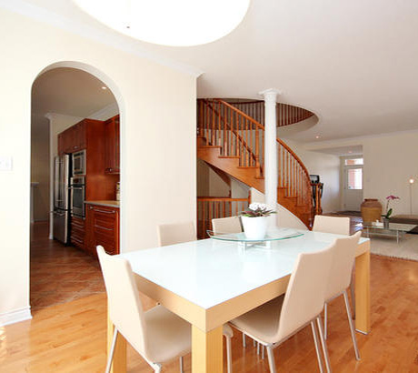 Residential Home Design - Dining Room