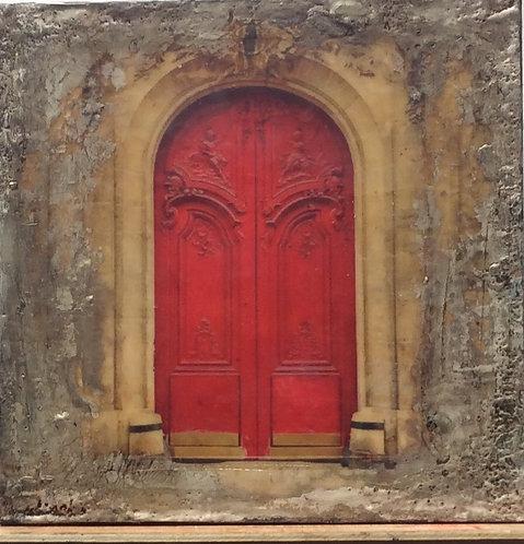 Portals Of Paris, Red Door