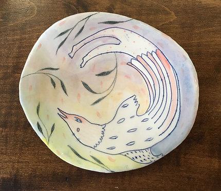 Extra-Large Ring Dish #1