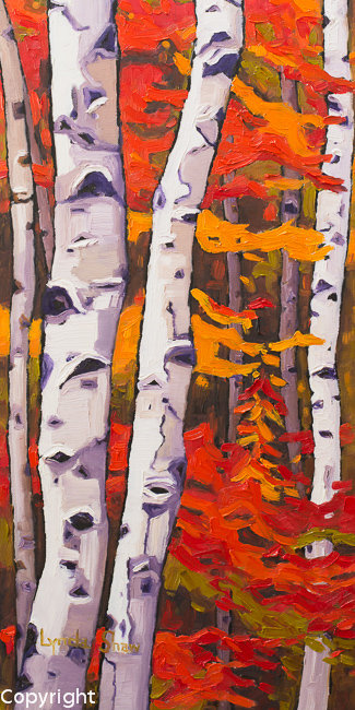 Fall Forest, C.4