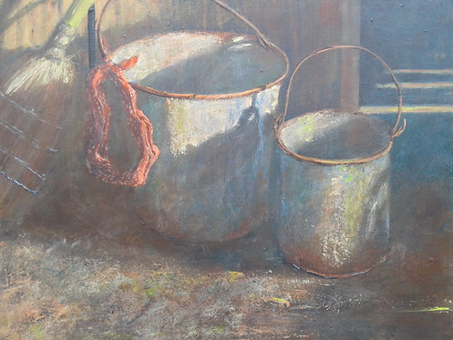 Broom & Buckets