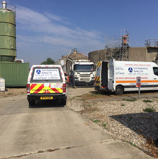 High Risk Confined Space Working