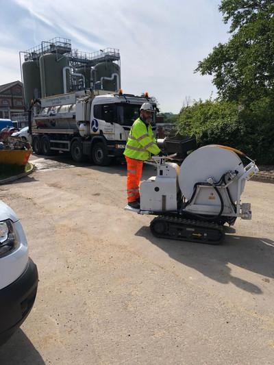 Civil Safety Drainage