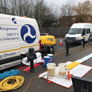 Drain Relining and Sewer Rehabilitation