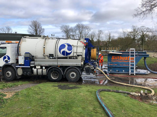 Lagoon Cleaning/De-Silting