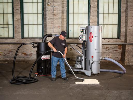 PLĒCO Brand Portable Industrial HEPA Vacuum Cleaner