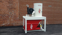 Pleco Portable Loader Vacuum System