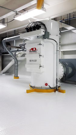 MAR's Central Vacuum System