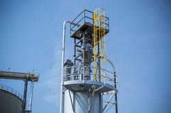 Pneumatic System-CV-36 Receiver for Bulk Materials