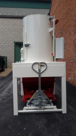 PLECO Loader Vacuum System Handle