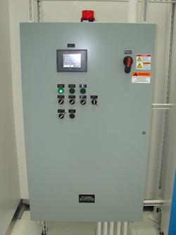 Air Dynamics' CV HMI Control Panel