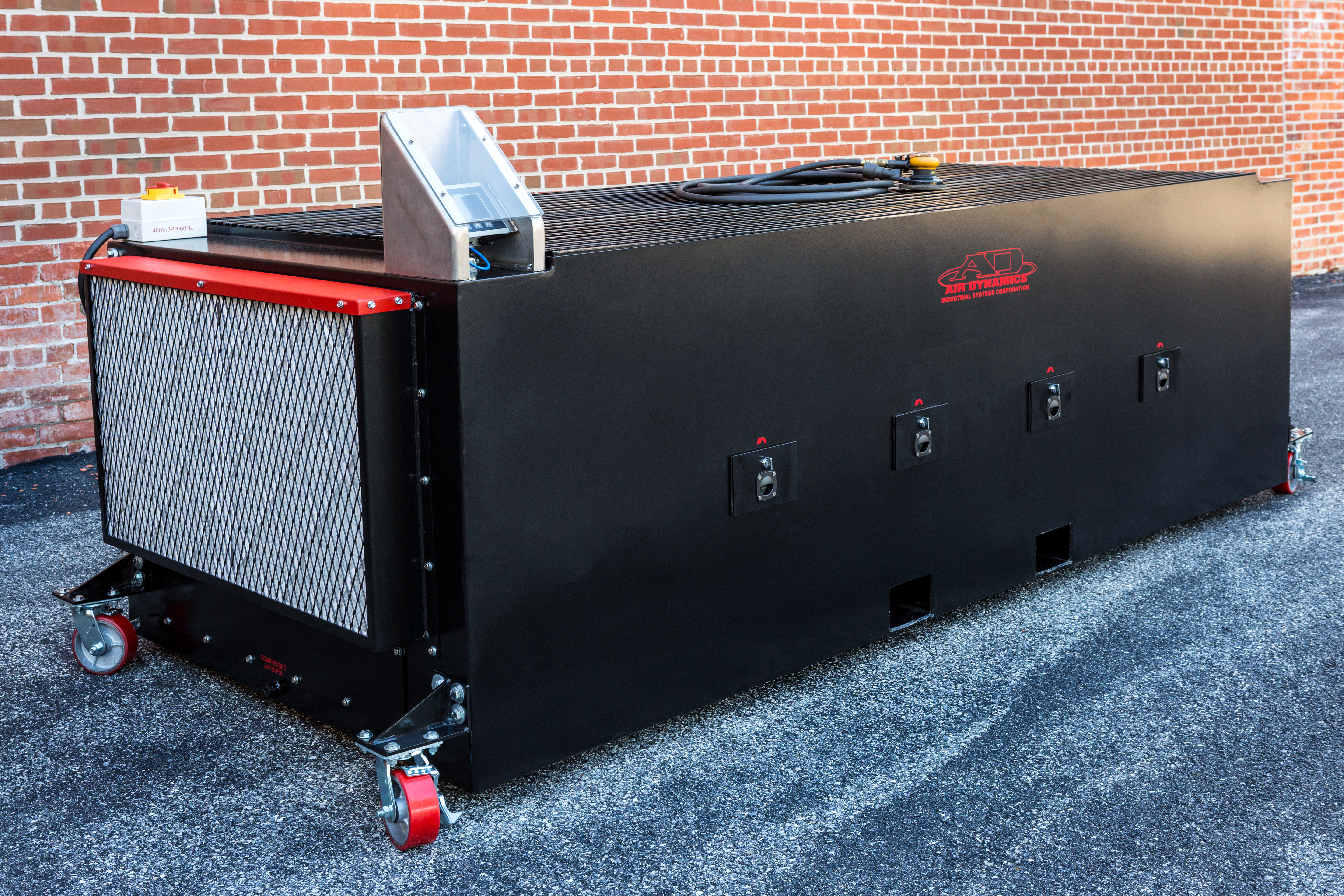 Air Wolf™ Downdraft Table Filtration