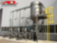 Air Dynamics' Central Vacuum System | HEPA Vacuum | Combustible Dust Control Options | Portable Applications Available