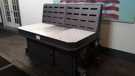 Air Dynamics Industrial Systems Corp Downdraft Tables