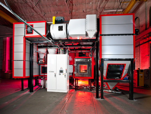 Blowing Sand/Dust Test Chamber Offers Repeatable, Real-Time Results