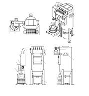 Central Vacuum System | Concept Drawin