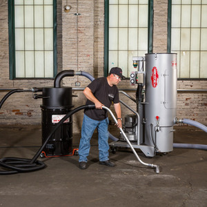 Dust Collectors Vs Vacuum Systems Understanding The