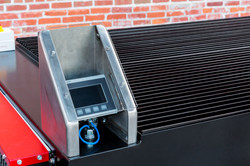 Air Wolf™ Downdraft HMI Interface